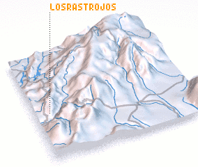 3d view of Los Rastrojos