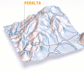 3d view of Peralta