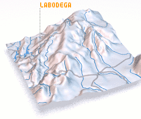 3d view of La Bodega