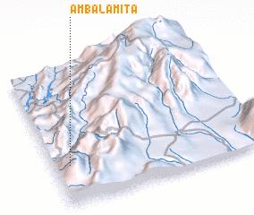 3d view of Ambalamita