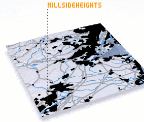 3d view of Millside Heights
