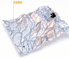 3d view of Doima