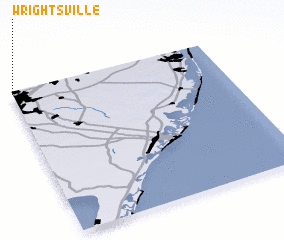 3d view of Wrightsville