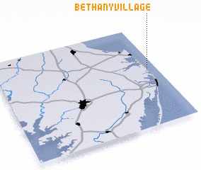 3d view of Bethany Village