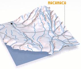 3d view of Macamaca