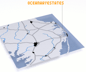 3d view of Ocean Way Estates