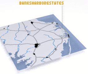 3d view of Banks Harbor Estates