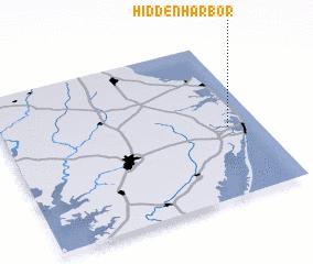 3d view of Hidden Harbor
