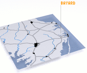 3d view of Bayard