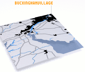 3d view of Buckingham Village