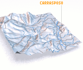 3d view of Carrasposo