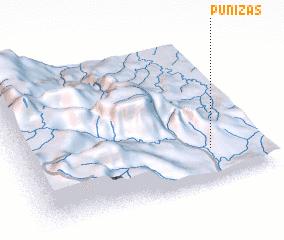 3d view of Puñizas