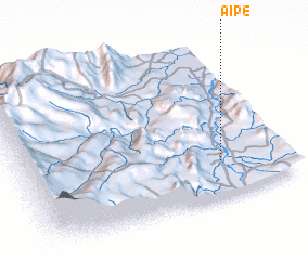 3d view of Aipe