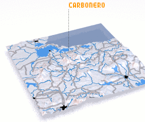 3d view of Carbonero