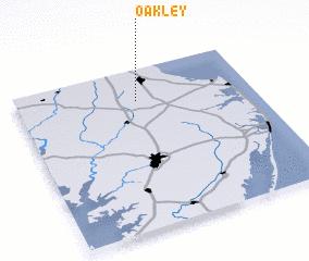 3d view of Oakley