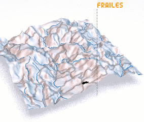 3d view of Frailes