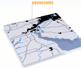 3d view of Devonshire