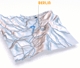 3d view of Berlín