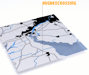 3d view of Hughes Crossing