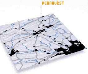 3d view of Pennhurst