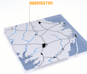 3d view of Harrington