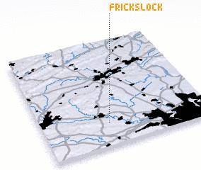 3d view of Fricks Lock