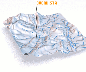 3d view of Buenvista