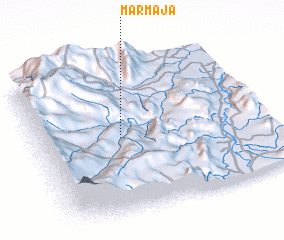 3d view of Marmaja