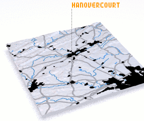 3d view of Hanover Court