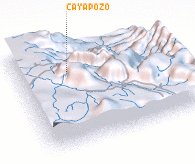 3d view of Cayapozo