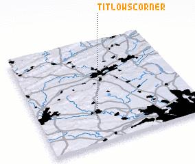3d view of Titlows Corner
