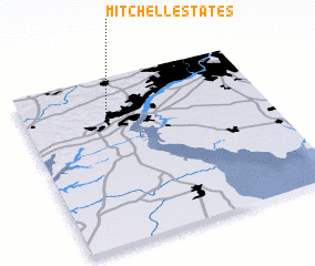 3d view of Mitchell Estates