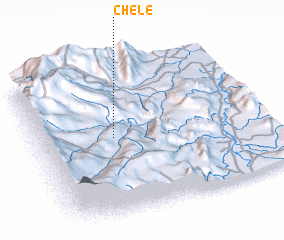 3d view of Chele