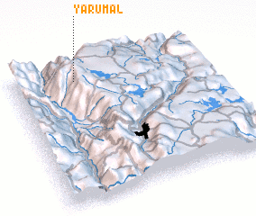 3d view of Yarumal