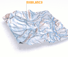 3d view of Rioblanco