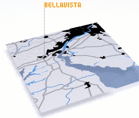 3d view of Bella Vista