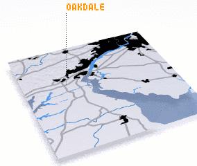 3d view of Oakdale