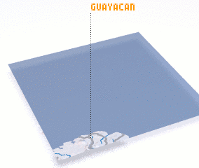3d view of Guayacán