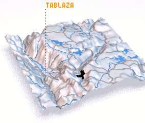 3d view of Tablaza