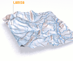 3d view of La Risa