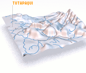 3d view of Tuta Paqui