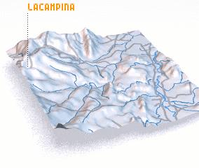 3d view of La Campina