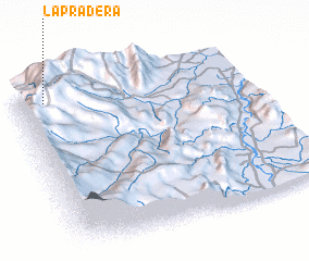 3d view of La Pradera