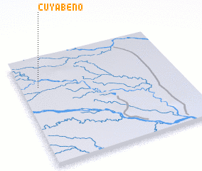 3d view of Cuyabeno