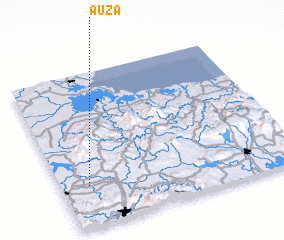 3d view of Auza