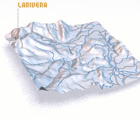3d view of La Rivera