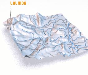3d view of La Linda