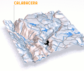 3d view of Calabacera