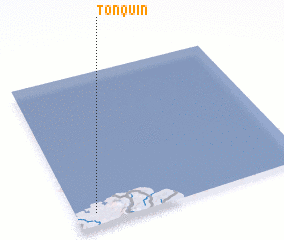 3d view of Tonquín