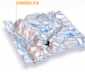 3d view of Evangelica